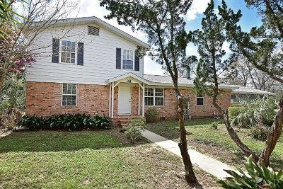 Cantonment Single Family Home For Sale: 1211 9 1/2 Mile Rd