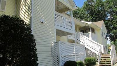Pensacola Condo/Townhouse For Sale: E 601 Burgess Rd #A6