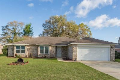 Cantonment Single Family Home For Sale: 3040 Red Fern Rd