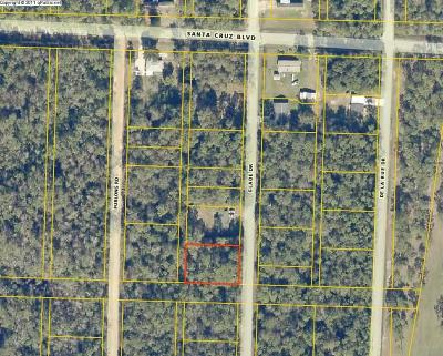 Milton Residential Lots & Land For Sale: Lots 11 & 12 Glade Dr