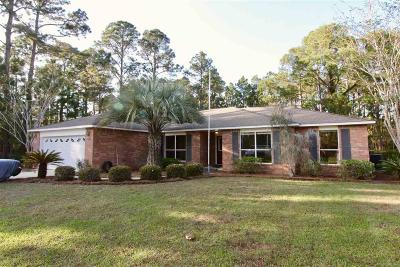 Navarre Single Family Home For Sale: 7528 Loop St