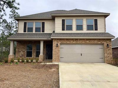 Navarre Single Family Home For Sale: 3544 Moonstone Dr