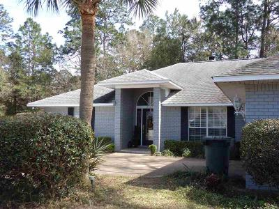 Cantonment Single Family Home For Sale: 2703 Woodbreeze Dr