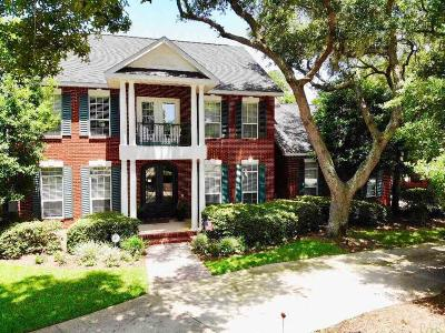 Gulf Breeze Single Family Home For Sale: 94 Chanteclaire Cir