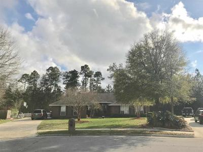 Cantonment Single Family Home For Sale: 2027 Joshua Dr