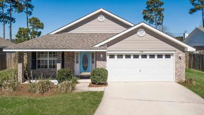 Gulf Breeze Single Family Home For Sale: 1158 Hayden Ct