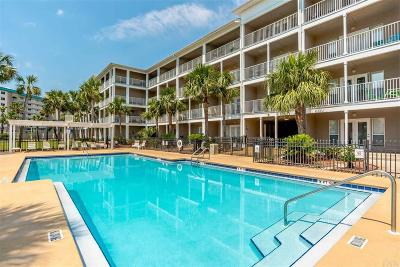 Pensacola Condo/Townhouse For Sale: 13351 Johnson Beach Rd #113E