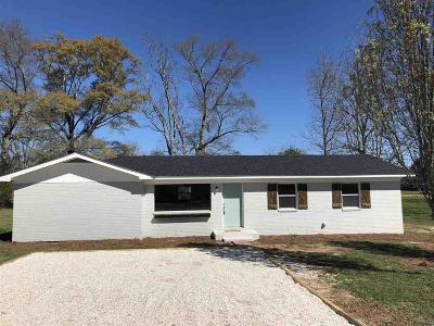 Century Single Family Home For Sale: W 4820 Hwy 4