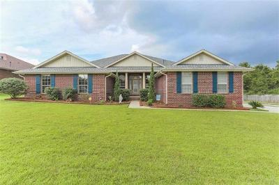 Cantonment Single Family Home For Sale: 1142 Maskoke Dr