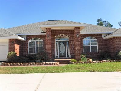 Cantonment Single Family Home For Sale: 350 Hwy 97