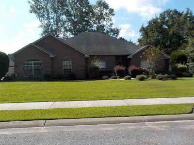 Pace Single Family Home For Sale: 3566 Sawmill Cir