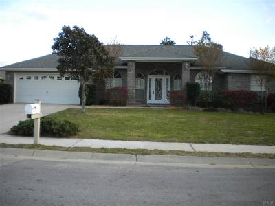 Gulf Breeze Single Family Home For Sale: 1515 Cypress Bend Trl