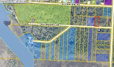 Milton Residential Lots & Land For Sale: Couey Rd