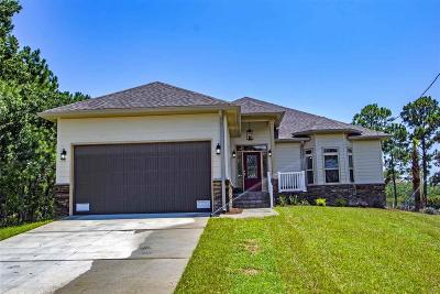Gulf Breeze Single Family Home For Sale: 2846 Via Roma Ct