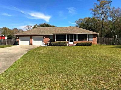 Pace Single Family Home For Sale: 4828 Chumuckla Hwy