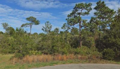 Gulf Breeze Residential Lots & Land For Sale: 69/B Prairie Ct