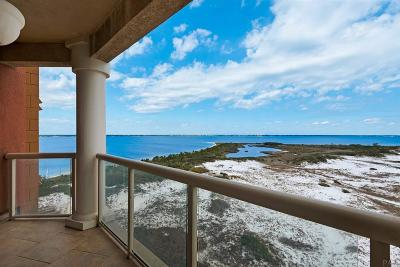 Pensacola Beach Condo/Townhouse For Sale: 2 Portofino Dr #904