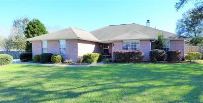 Pensacola Single Family Home For Sale: 6728 Hallendale Dr