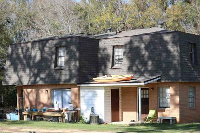 Cantonment Multi Family Home For Sale: 1121 Lake Dr