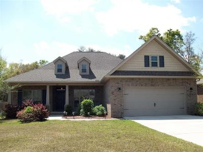 Milton Single Family Home For Sale: 6747 Cotter Dr