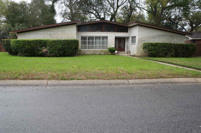 Pensacola FL Single Family Home For Sale: $169,900