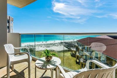 Pensacola Beach Condo/Townhouse For Sale: 1600 Via Deluna Dr #608-B