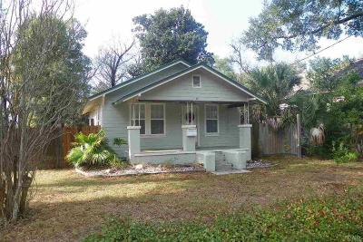 Pensacola Rental For Rent: N 1209 Davis Hwy
