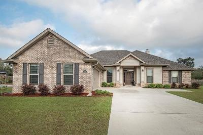 Pensacola Single Family Home For Sale: 5153 Wheeler Way