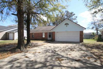 Pensacola Rental For Rent: 4929 Randee Cir