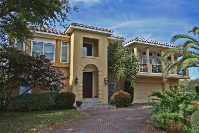 Gulf Breeze Single Family Home For Sale: 2 Colley Cv Dr