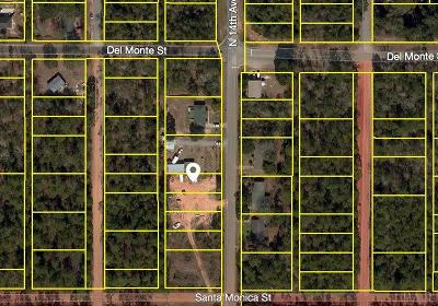 Milton Residential Lots & Land For Sale: N 14th Ave #Lot 7