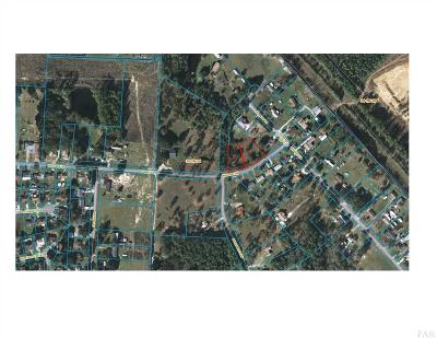 Cantonment Residential Lots & Land For Sale: 3300 Blk Wiggins Ln