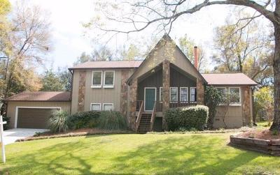 Pensacola Single Family Home For Sale: 7606 Brook Forest Dr
