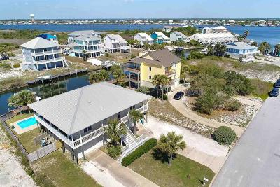 Perdido Key Single Family Home For Sale: 7255 Flood Reef
