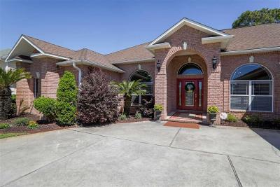Gulf Breeze Single Family Home For Sale: 3734 Bengal Rd
