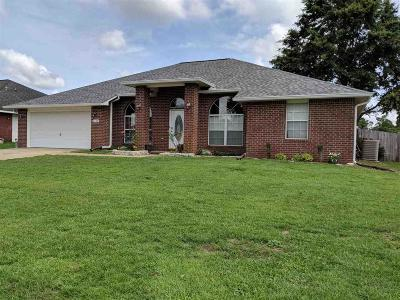 Pace Single Family Home For Sale: 6100 Jameson Cr