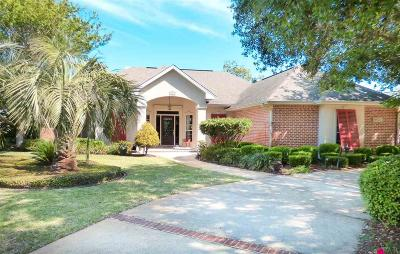 Gulf Breeze Single Family Home For Sale: 4473 Madura Rd