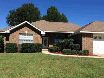 Pace Single Family Home For Sale: 4236 Spindlewick Dr