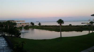 Gulf Breeze Condo/Townhouse For Sale: 200 Pensacola Beach Rd #C7