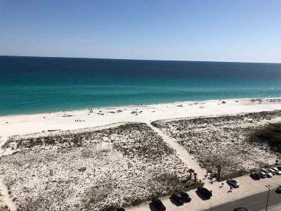 Pensacola Beach Condo/Townhouse For Sale: 800 Ft Pickens Rd #1402