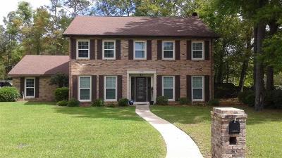 Pensacola Single Family Home For Sale: 4290 Lavallet Cir