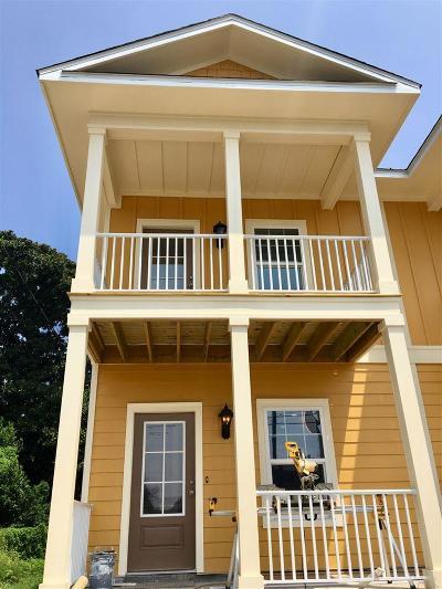 Pensacola Condo/Townhouse For Sale: 250 Devilliers St #1