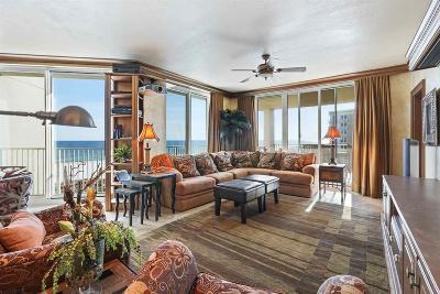 Pensacola, Pensacola Beach, Perdido, Perdido Key, Bagdad, Gulf Breeze, Milton, Navarre, Navarre Beach, Pace Condo/Townhouse For Sale: 16795 Perdido Key Dr #B403 and