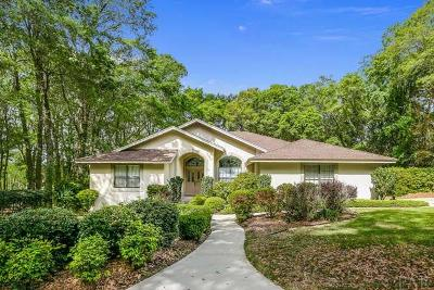 Pensacola Single Family Home For Sale: 7229 Twin Lakes Ln