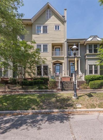 Pensacola Single Family Home For Sale: W 206 La Rua St
