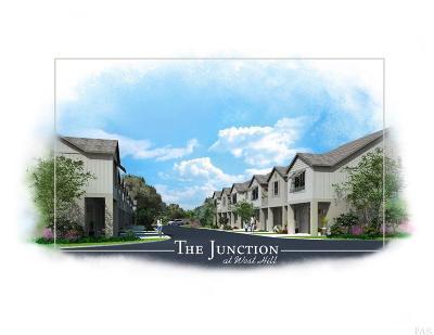 Pensacola Condo/Townhouse For Sale: N 206 Devillers St