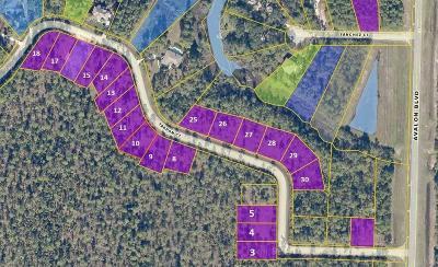 Milton Residential Lots & Land For Sale: Parcel 8 Tarpon Ct