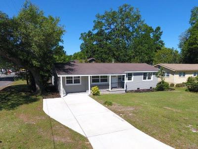 Pensacola Single Family Home For Sale: N 2601 13th Ave