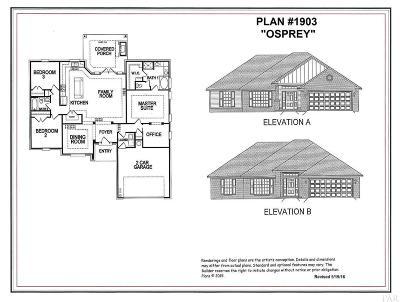 Pensacola Single Family Home For Sale: 5057 Wheeler Way
