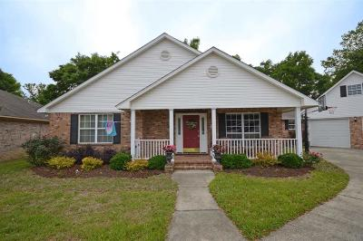 Pensacola Single Family Home For Sale: 5041 Leesway Cir